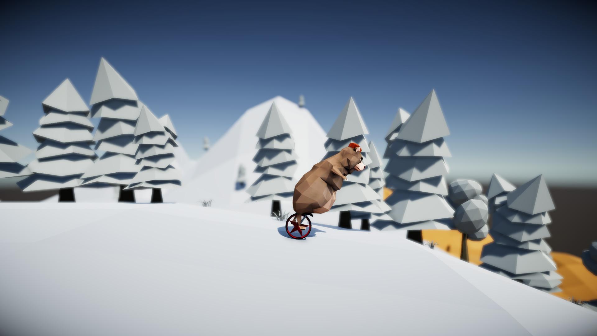 Soviet Bear Uni Adventure screenshot