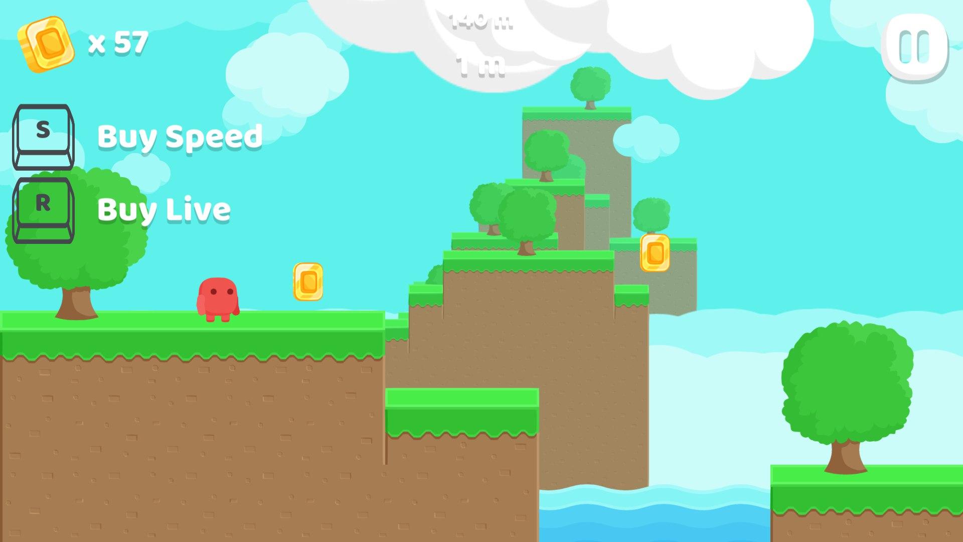Forgotten Adventure screenshot