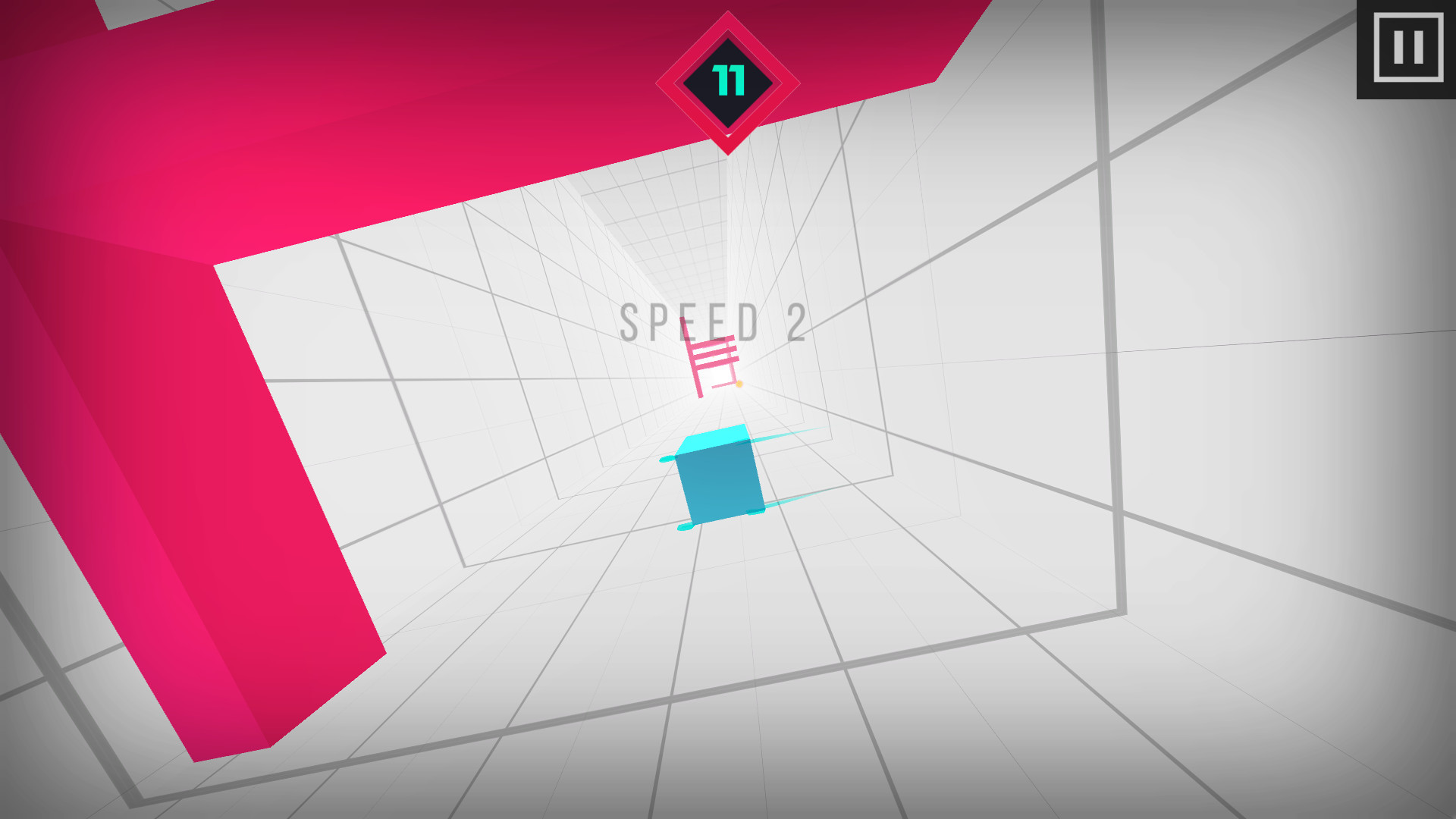 Geometry Rush screenshot