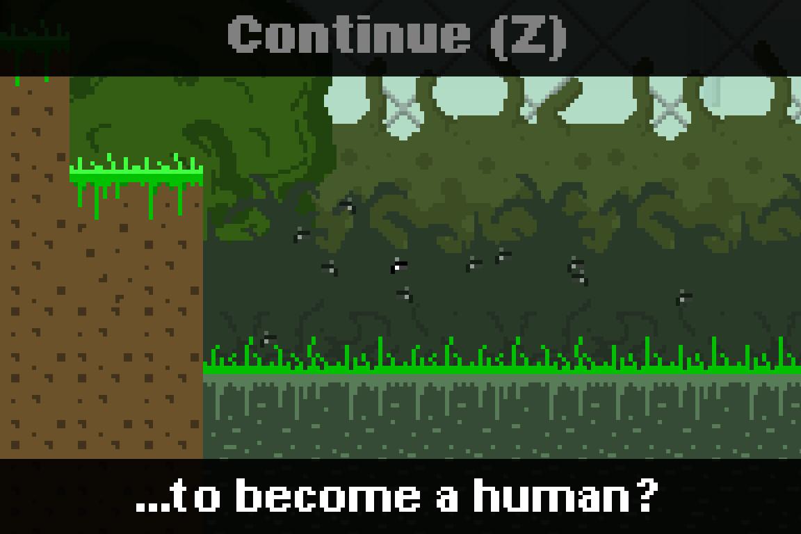 How Mosquito Became Human screenshot