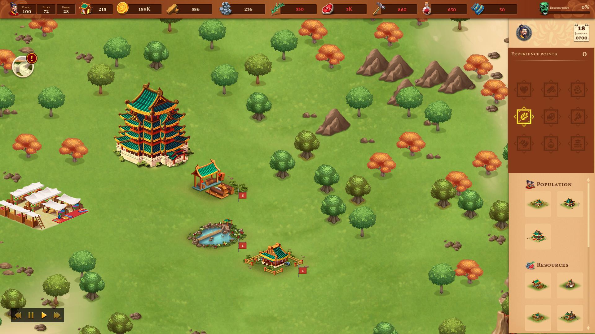 City Of Jade: Imperial Frontier screenshot