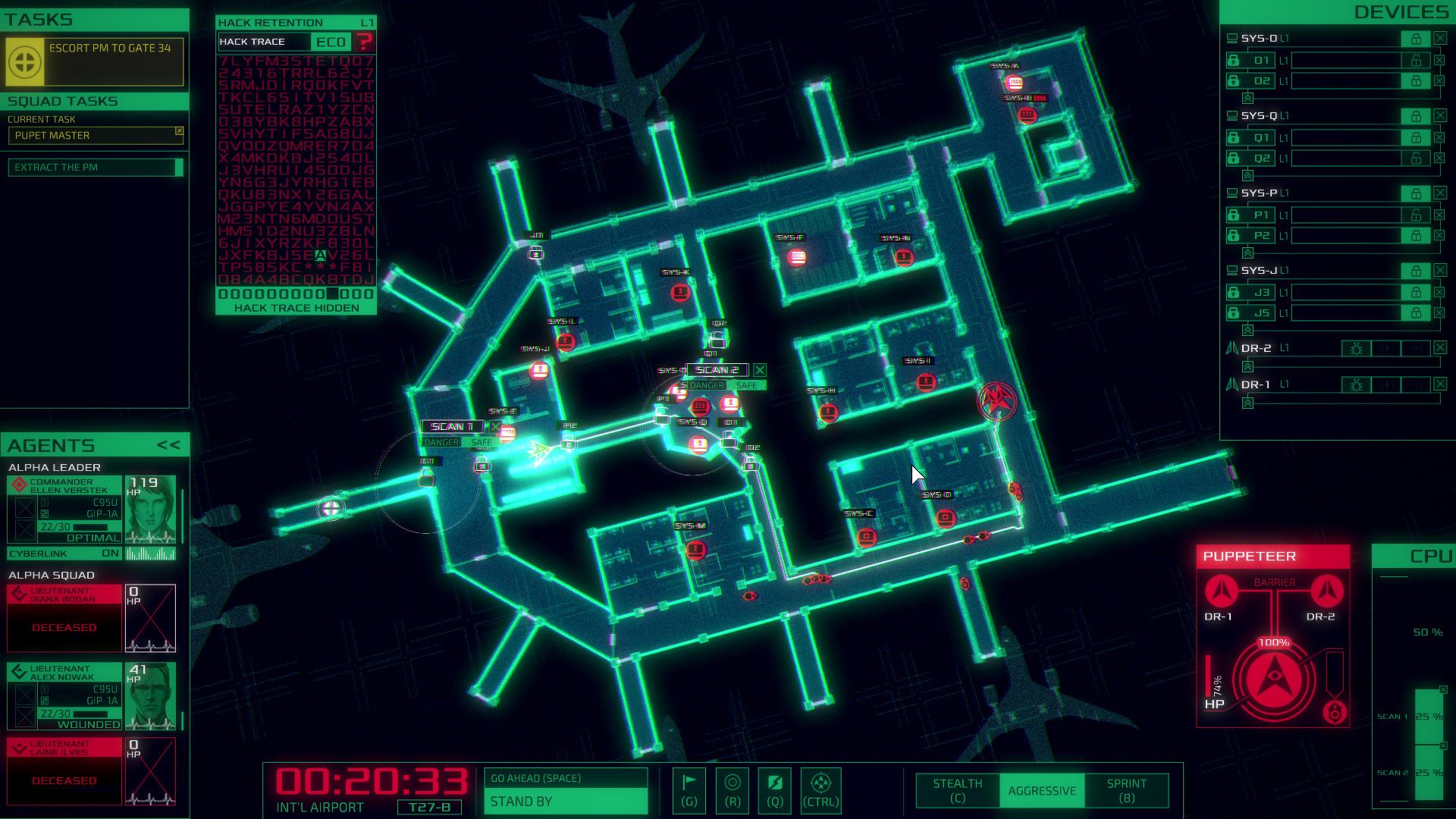 Cyber Ops screenshot