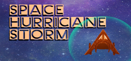 Space Hurricane Storm