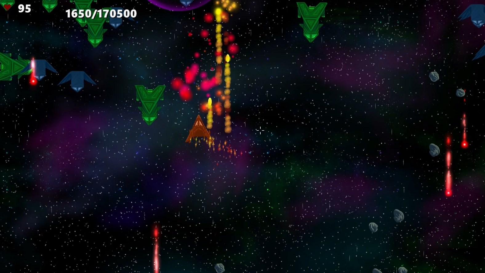 Space Hurricane Storm screenshot
