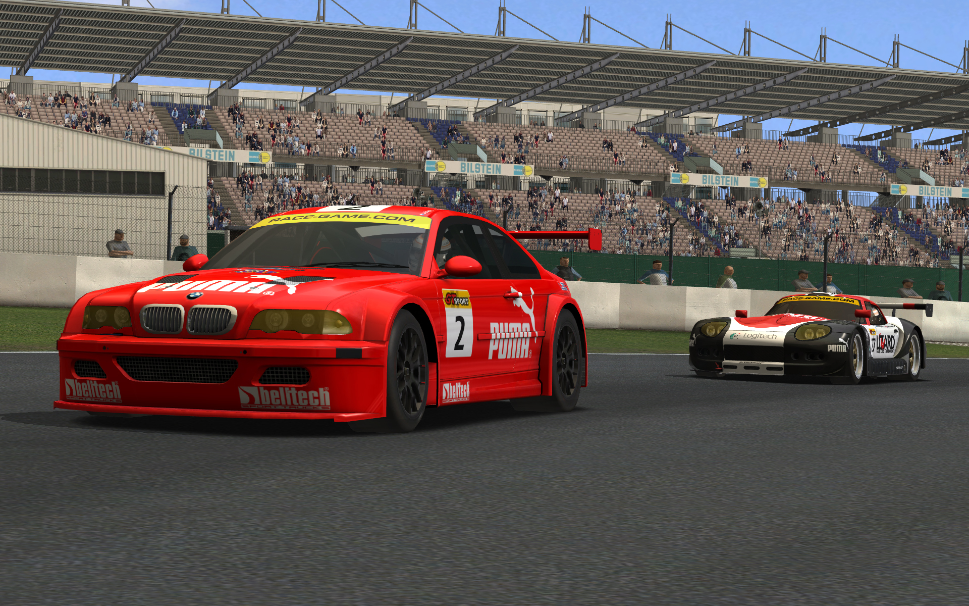 GTR Evolution Expansion Pack for RACE 07 screenshot