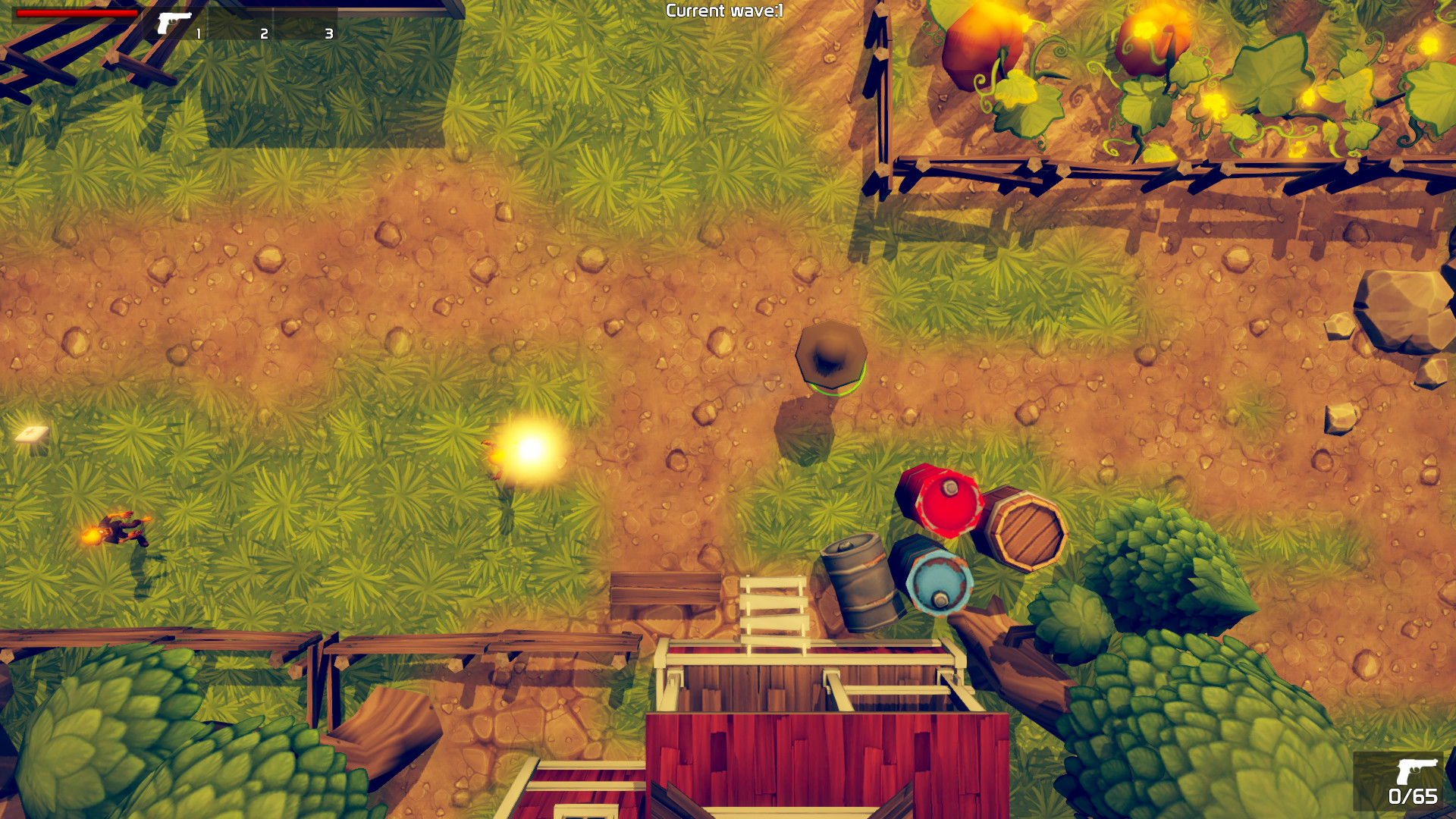 Defense the Farm screenshot