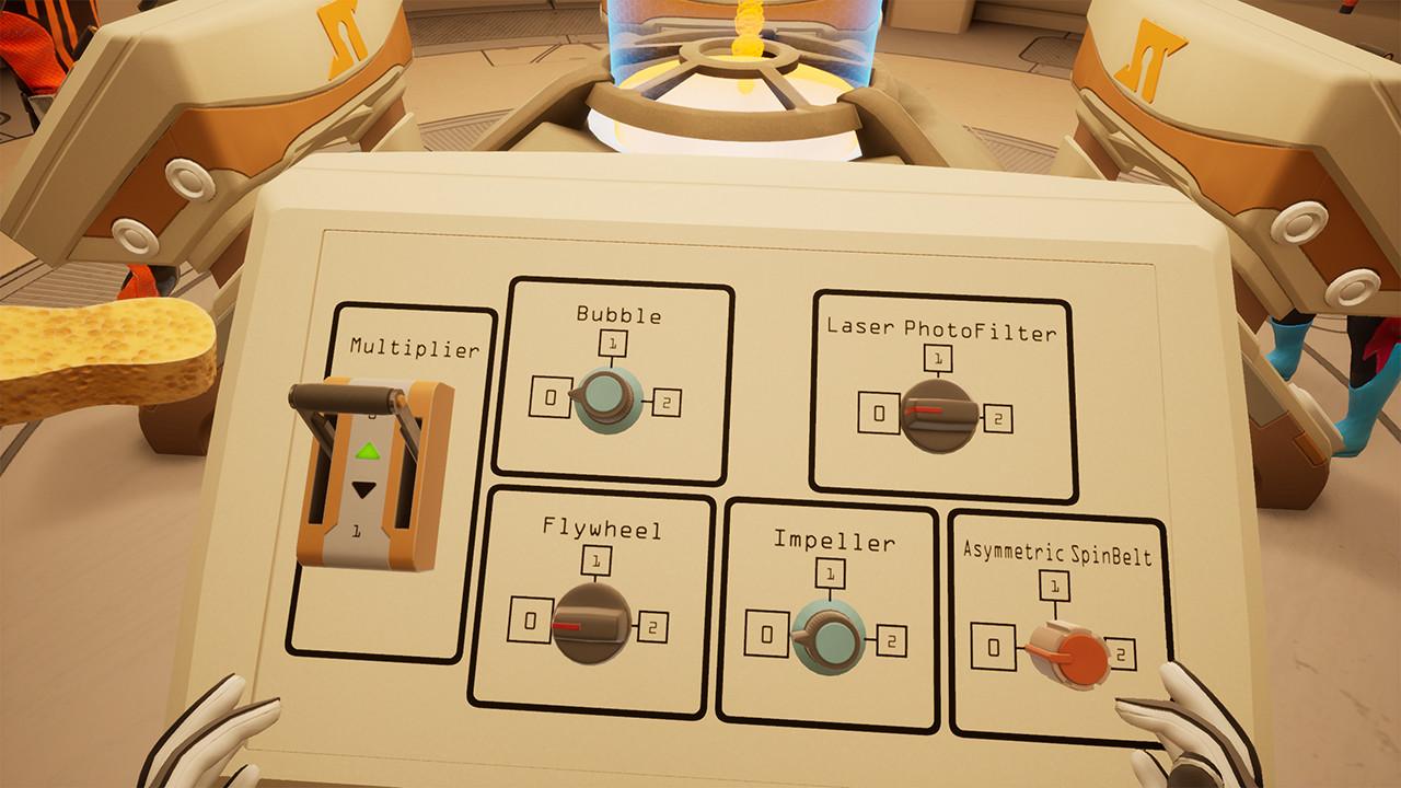 Spaceteam VR screenshot