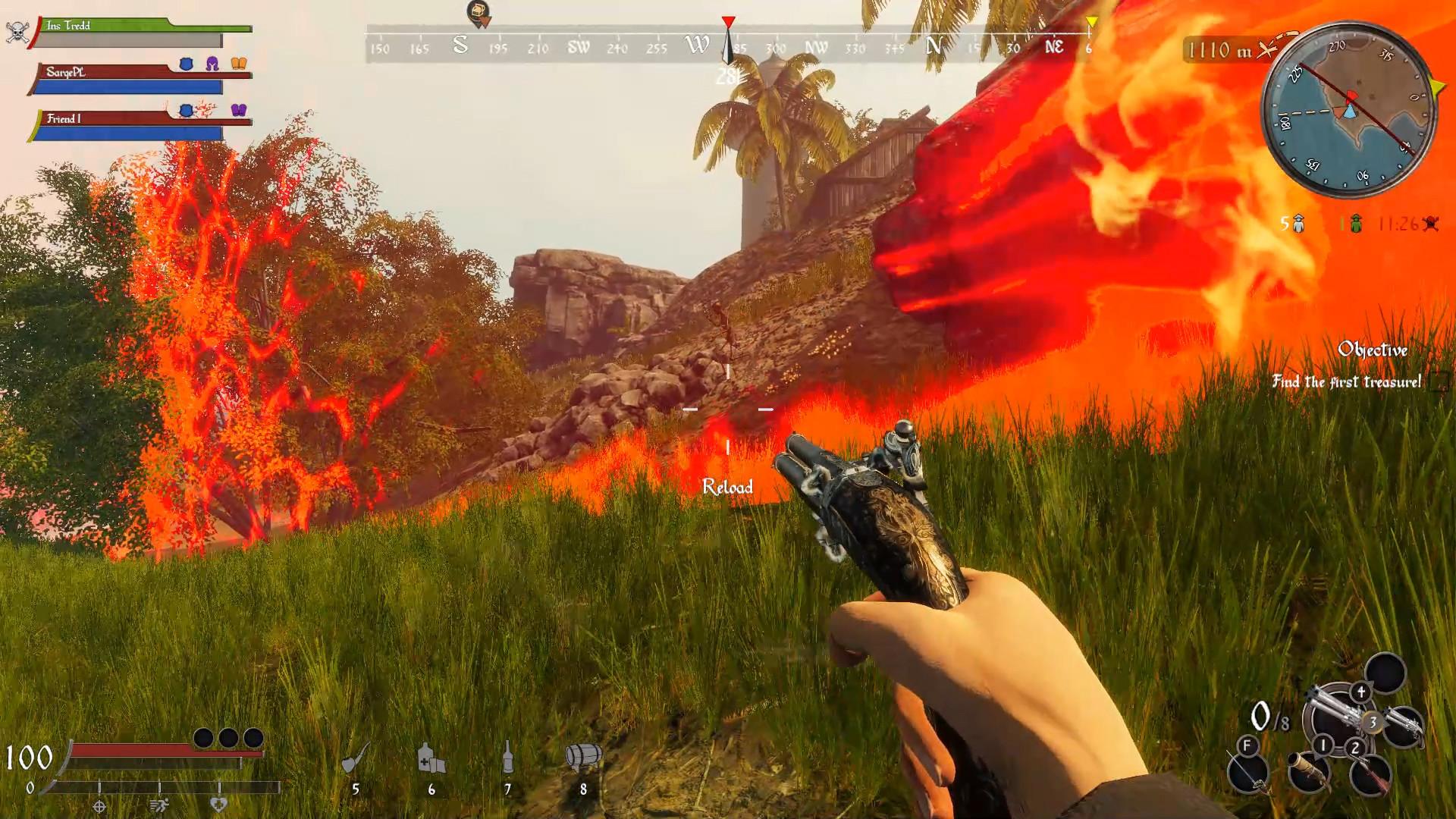 Out of Reach: Treasure Royale screenshot