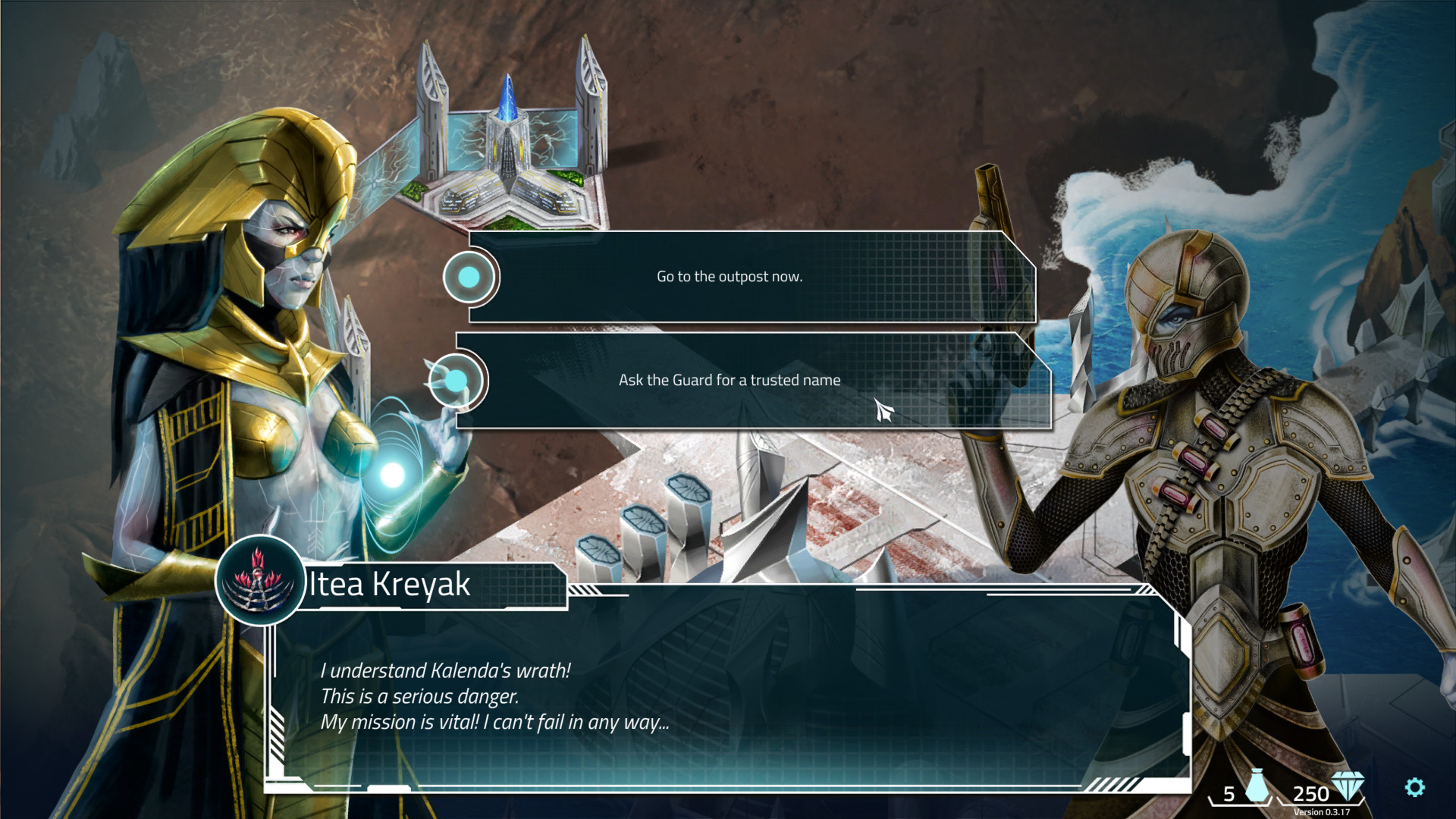 Albedon Wars screenshot