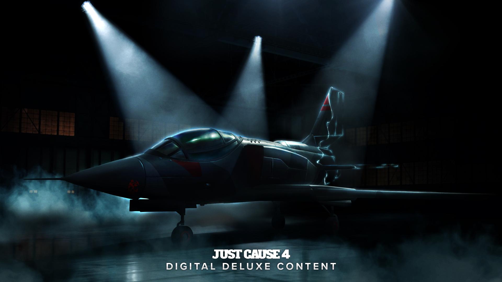 Just Cause 4: Digital Deluxe Content screenshot