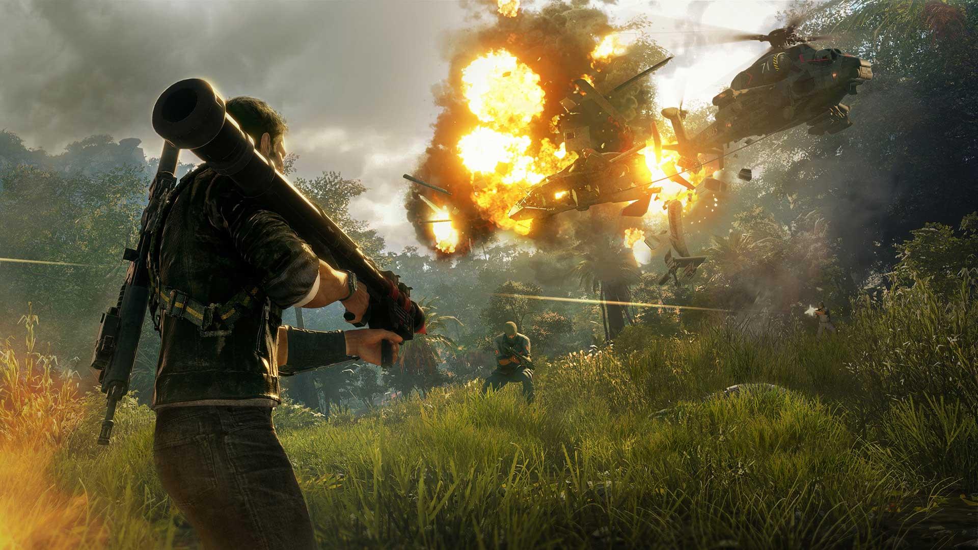 Just Cause 4: Golden Gear Pack screenshot