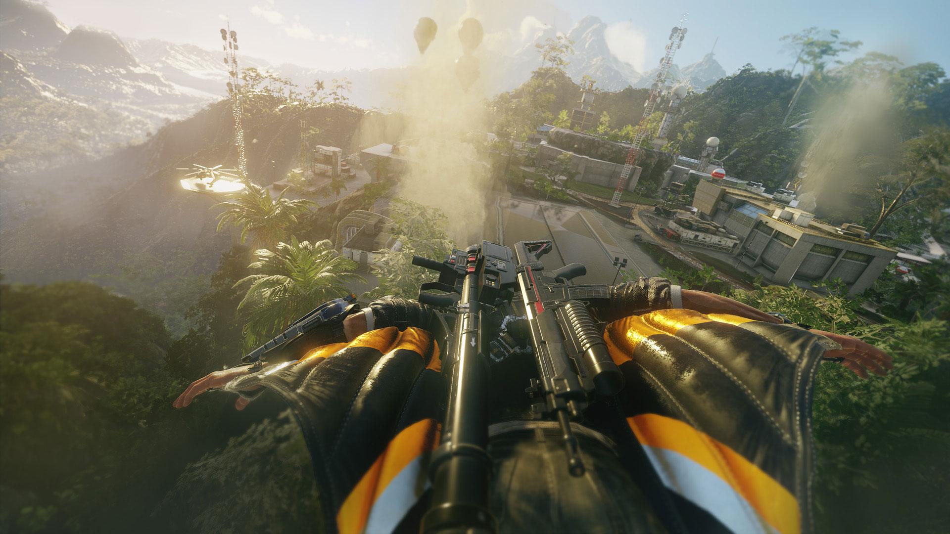 Just Cause 4: Expansion Pass screenshot
