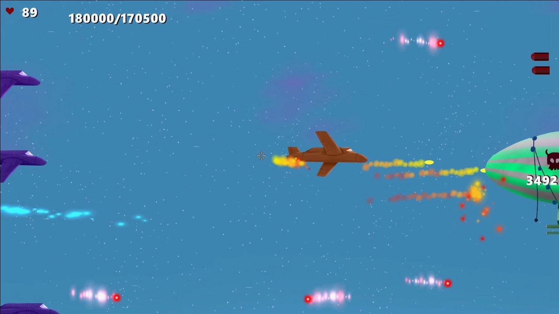 Aviation Hurricane Storm screenshot