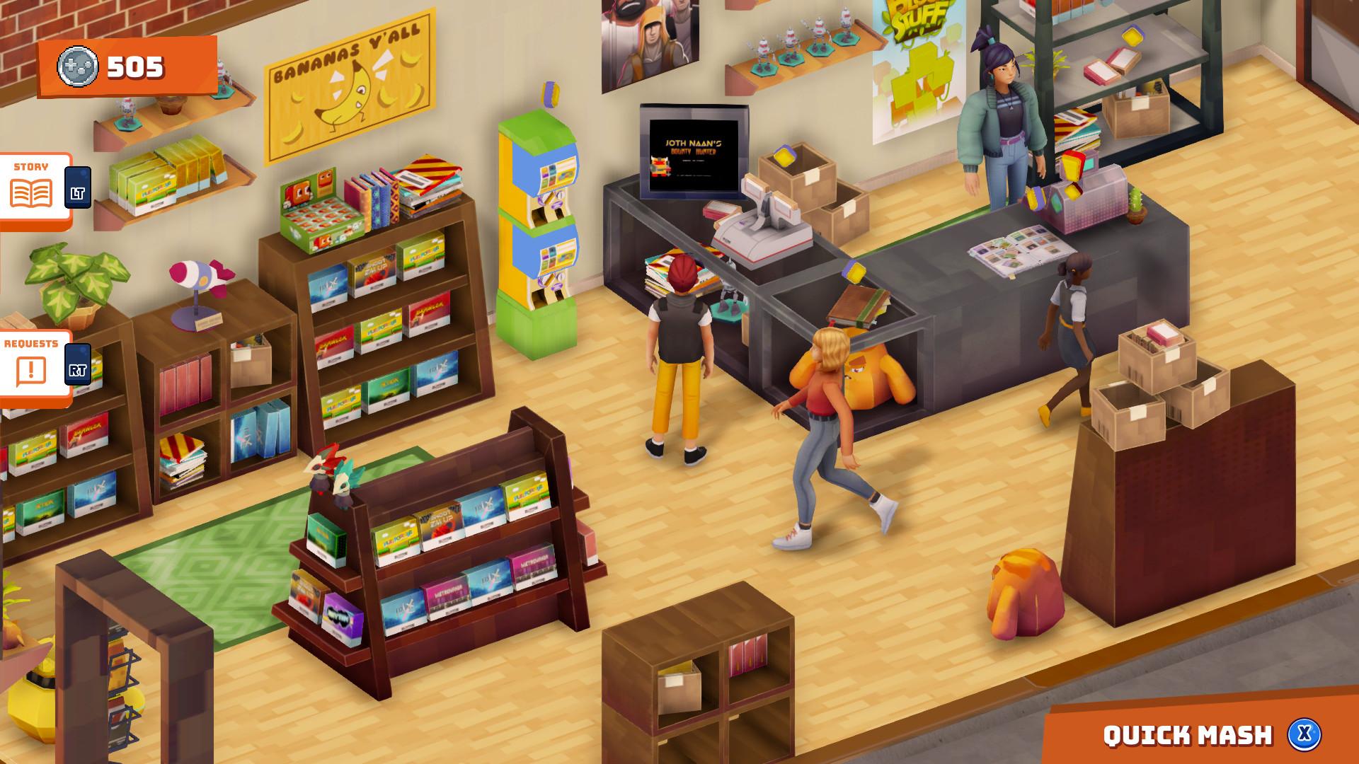 SuperMash screenshot