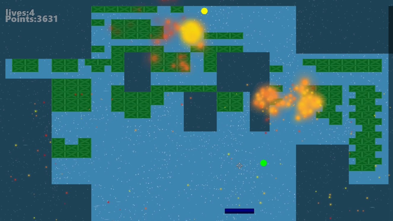 Your Ball Exploded screenshot