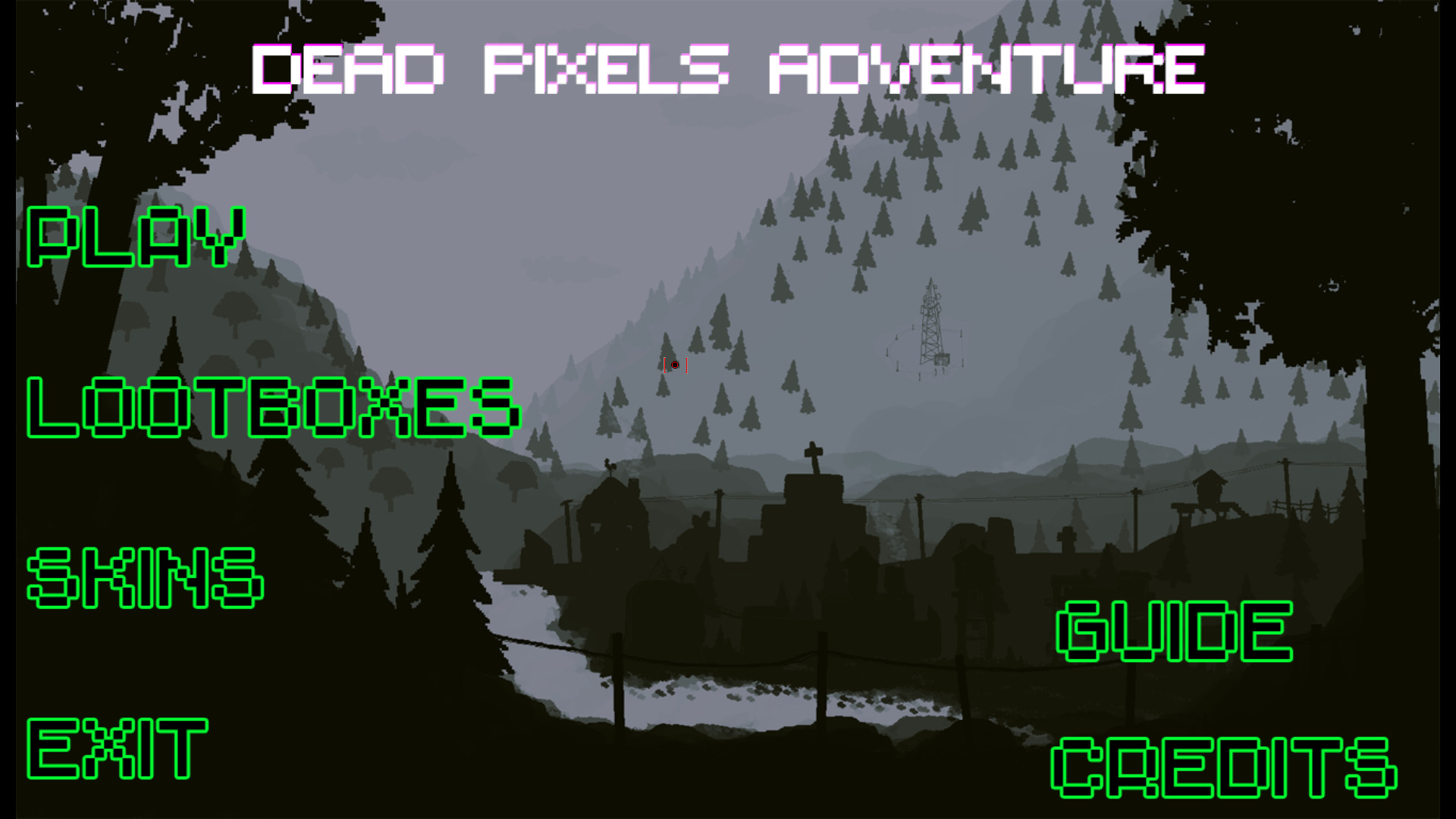 !Dead Pixels Adventure! screenshot