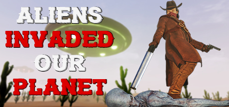 ALIENS INVADED OUR PLANET