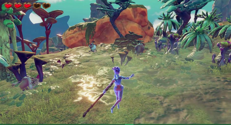 Vogue, The Explorer screenshot