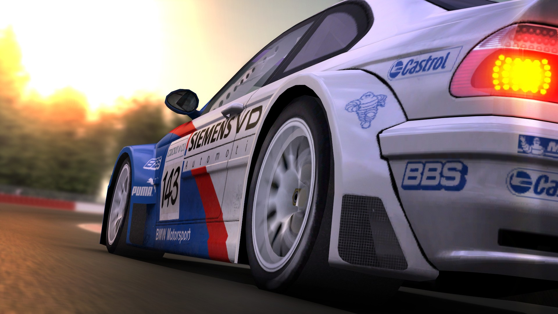 GTR 2 FIA GT Racing Game screenshot
