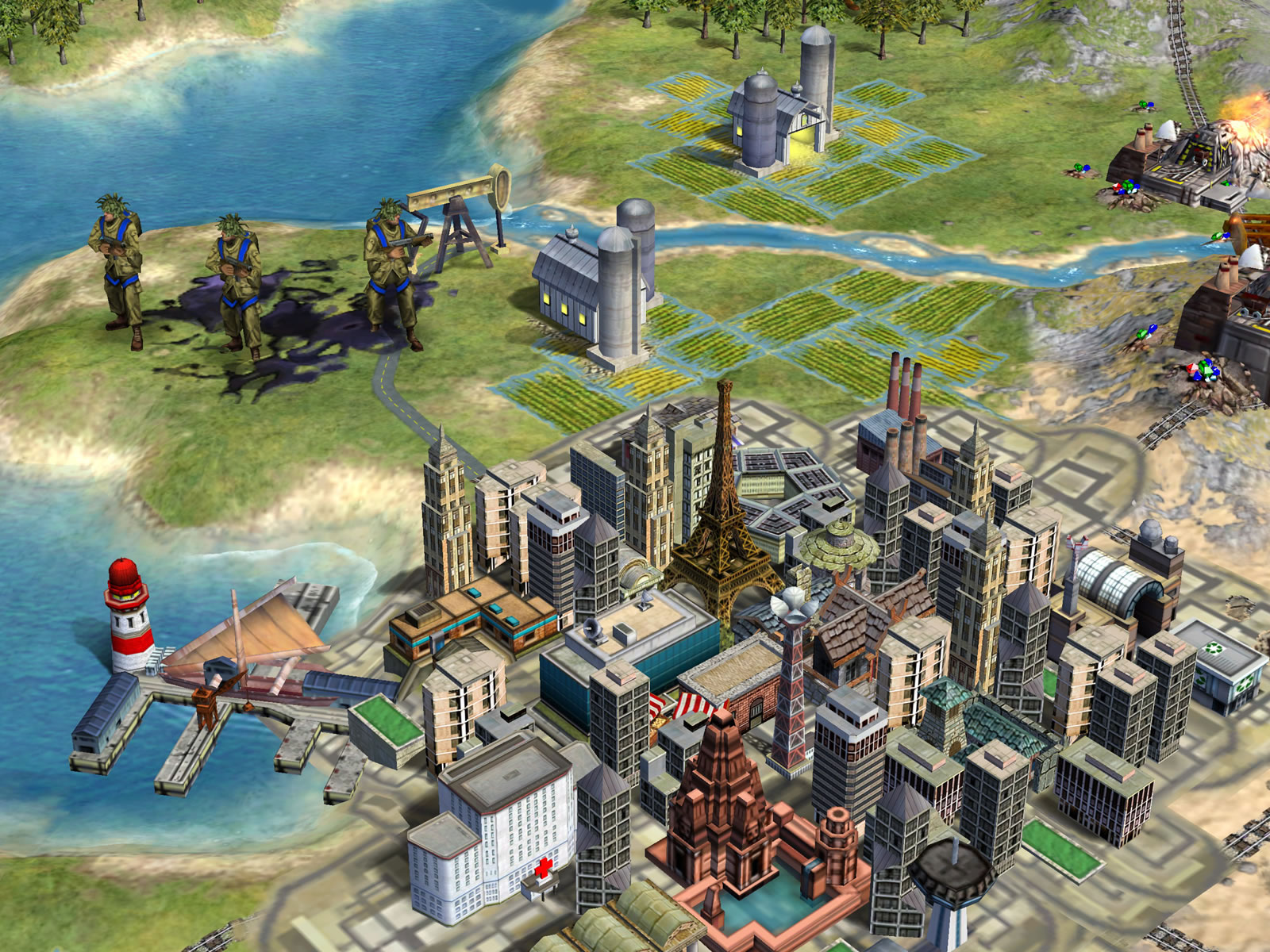 Civilization IV: Beyond the Sword screenshot