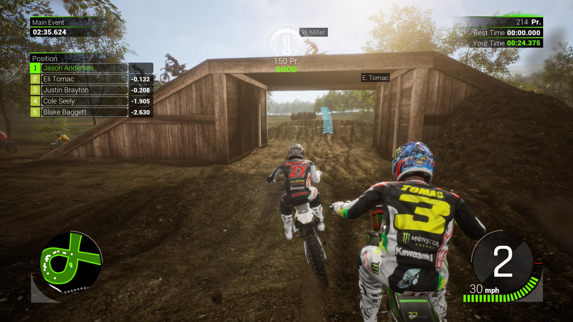 Monster Energy Supercross - The Official Videogame 2 screenshot