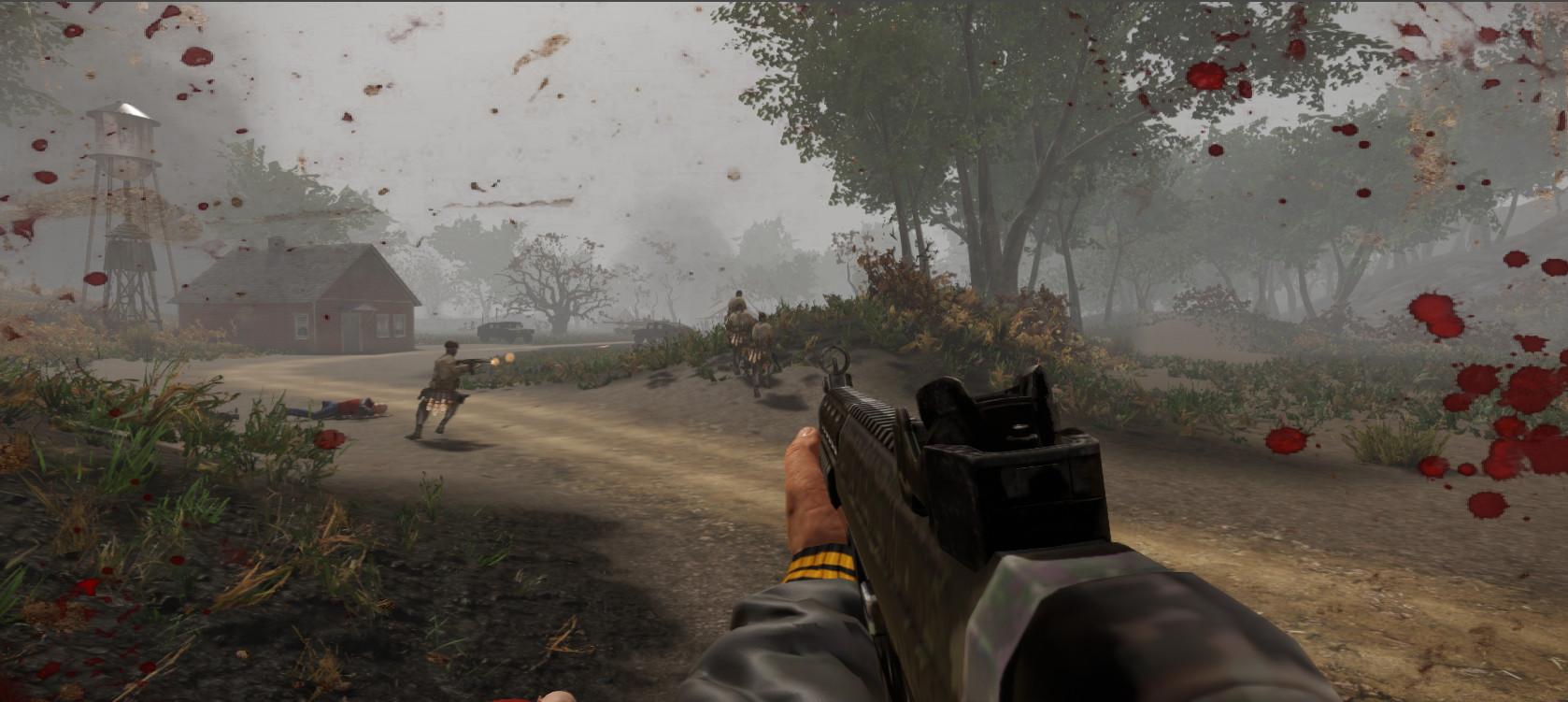 The Warrior War screenshot