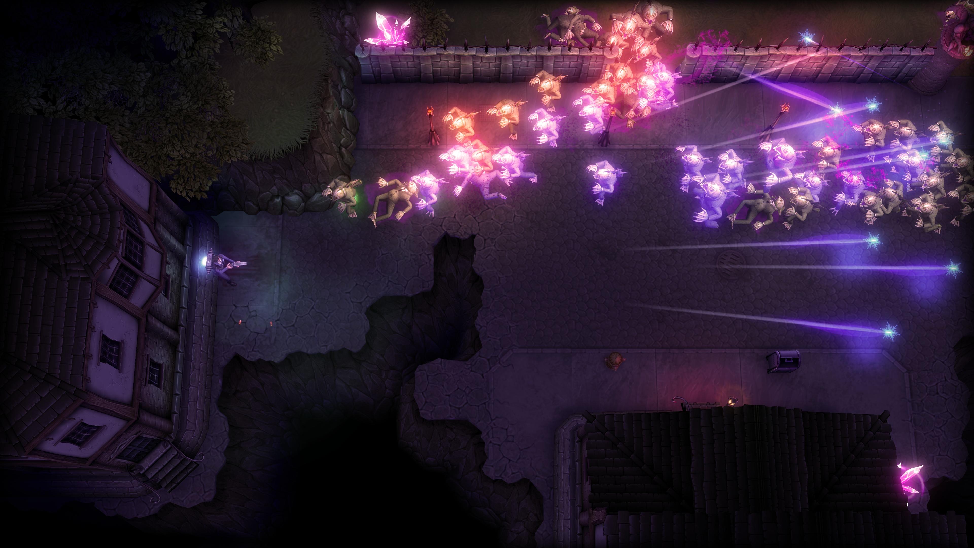 Tesla vs Lovecraft: For Science! screenshot