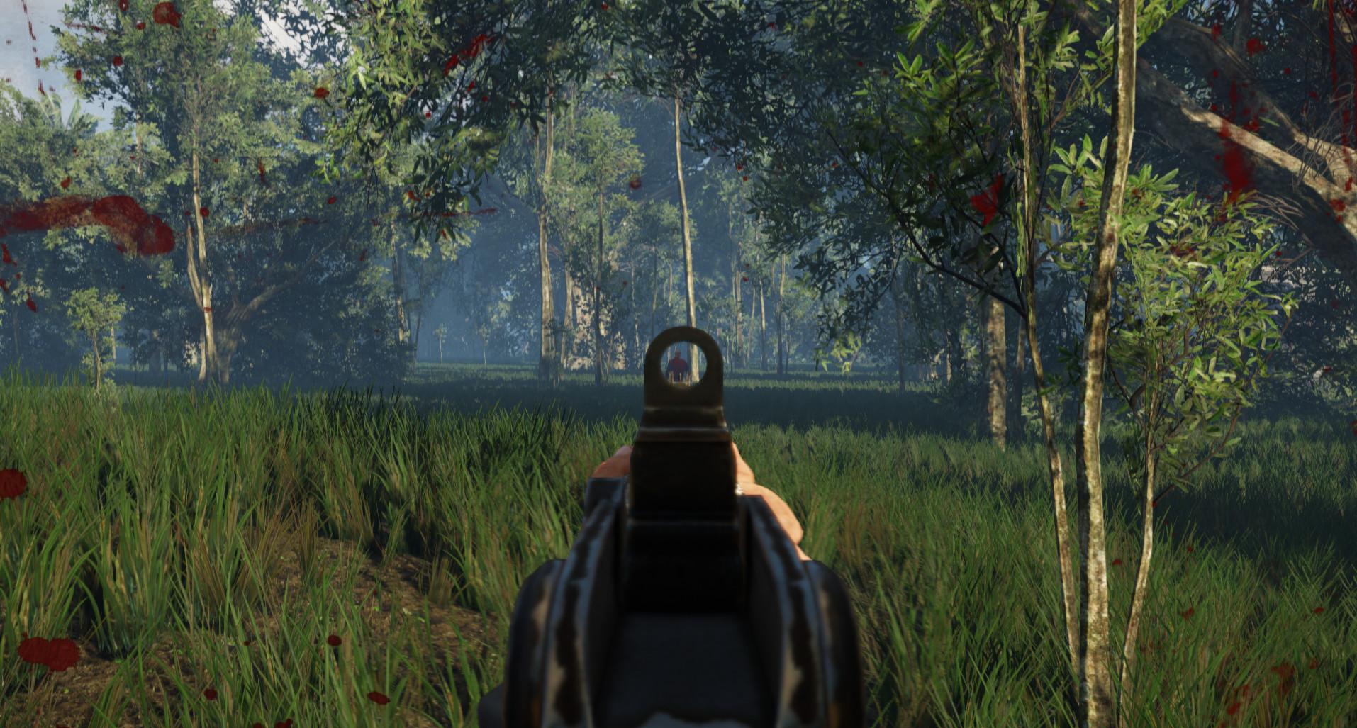 The Island Combat screenshot