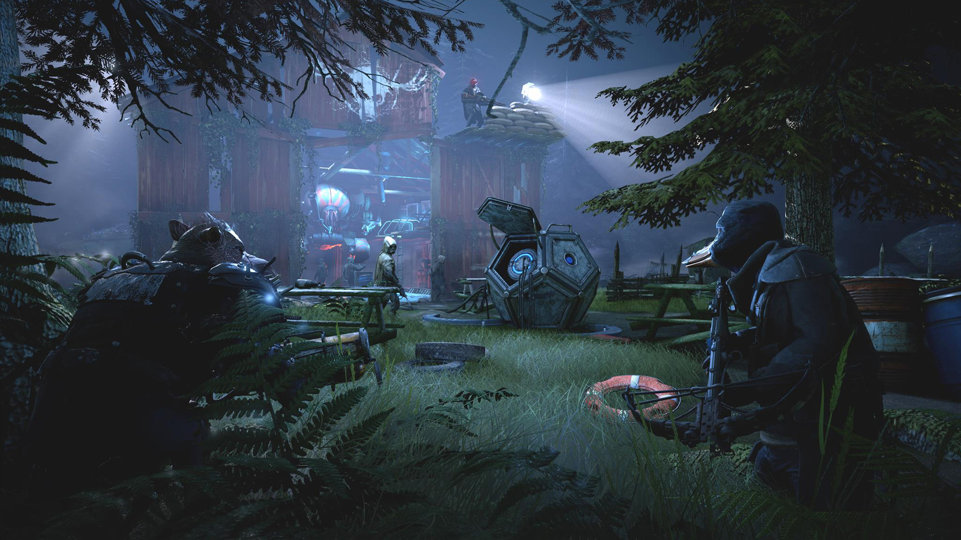 Mutant Year Zero: Road to Eden - Deluxe Edition Content screenshot
