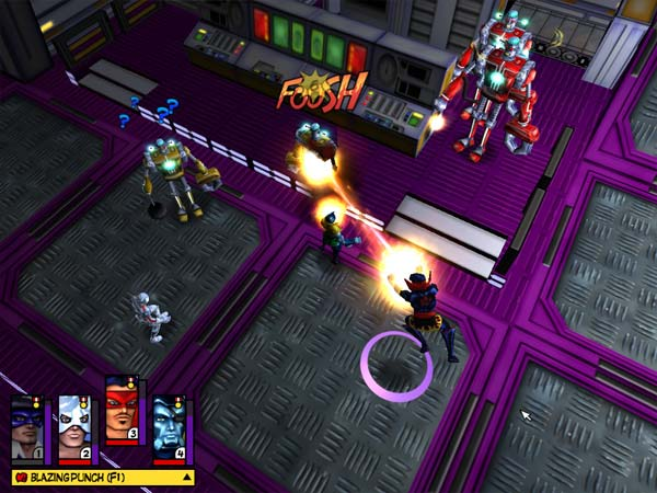 Freedom Force screenshot