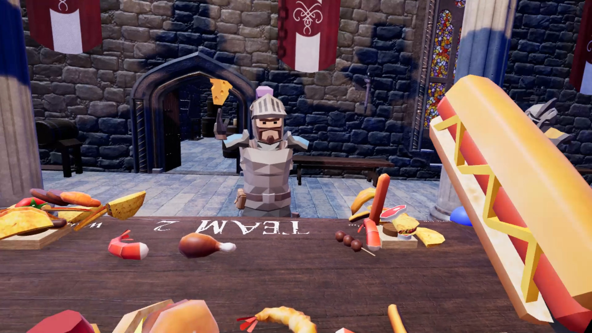 IgKnight Food Fight screenshot