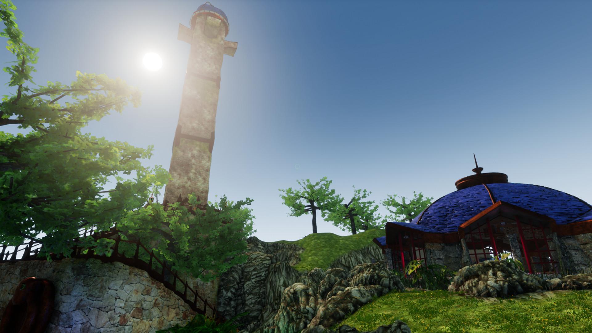 Myha: Return to the Lost Island screenshot
