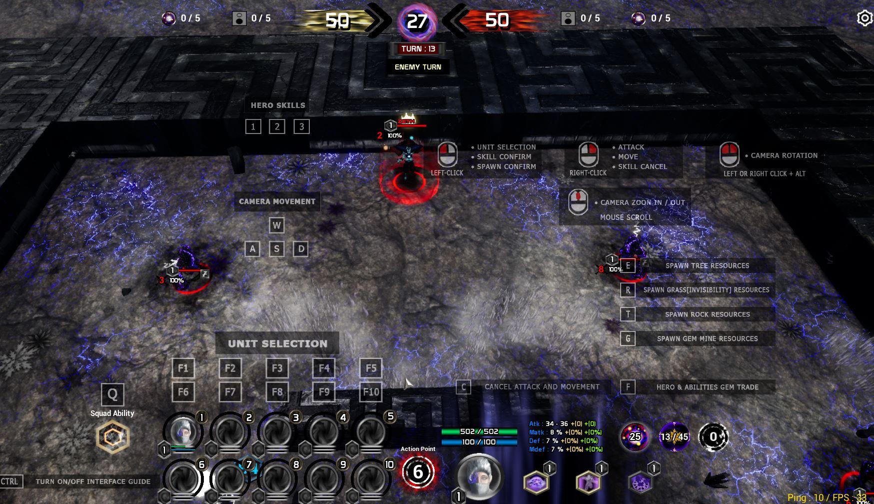 Dimension Of Gameth screenshot