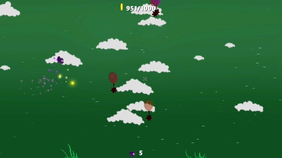 The mutton horn - Jump jump! screenshot