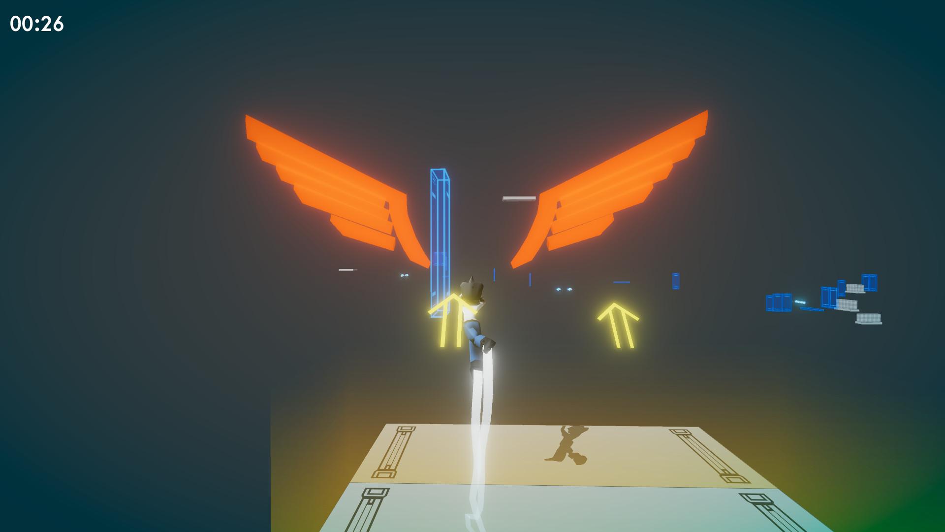 Synthrun screenshot