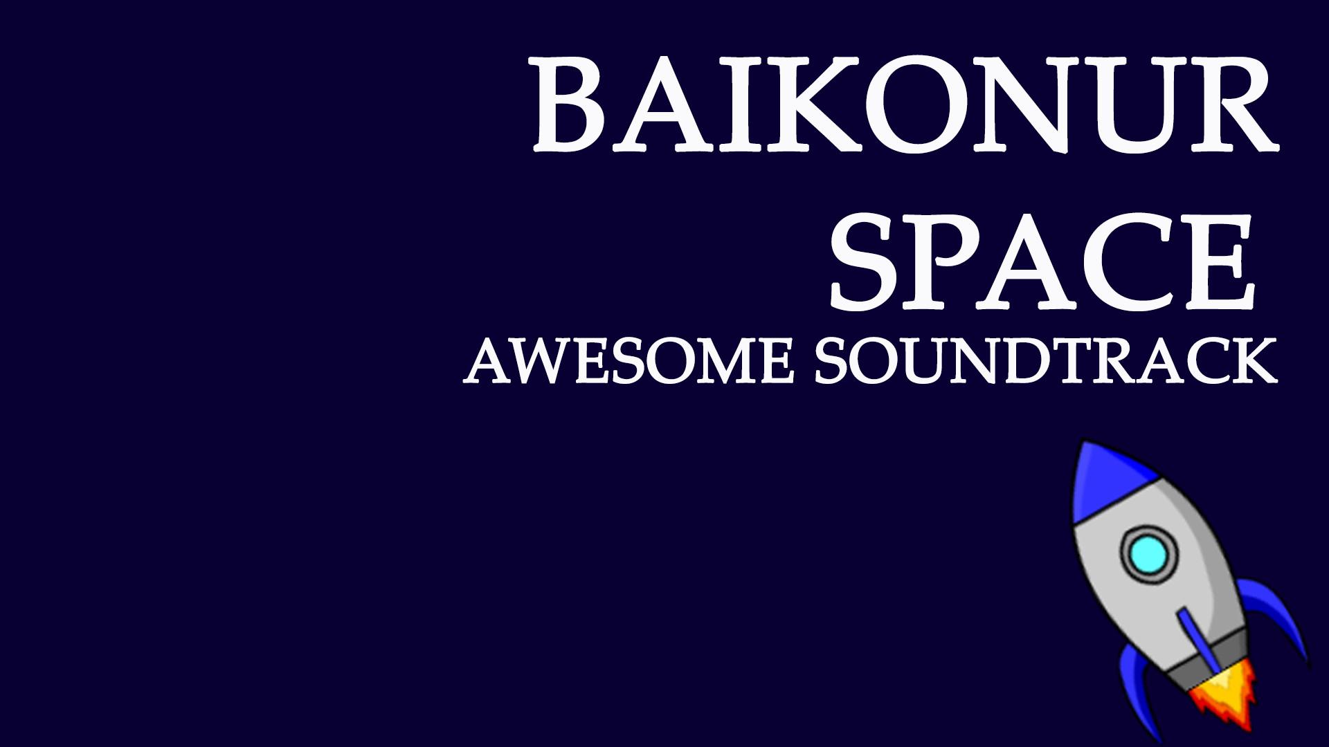 Baikonur Space Awesome Soundtrack screenshot