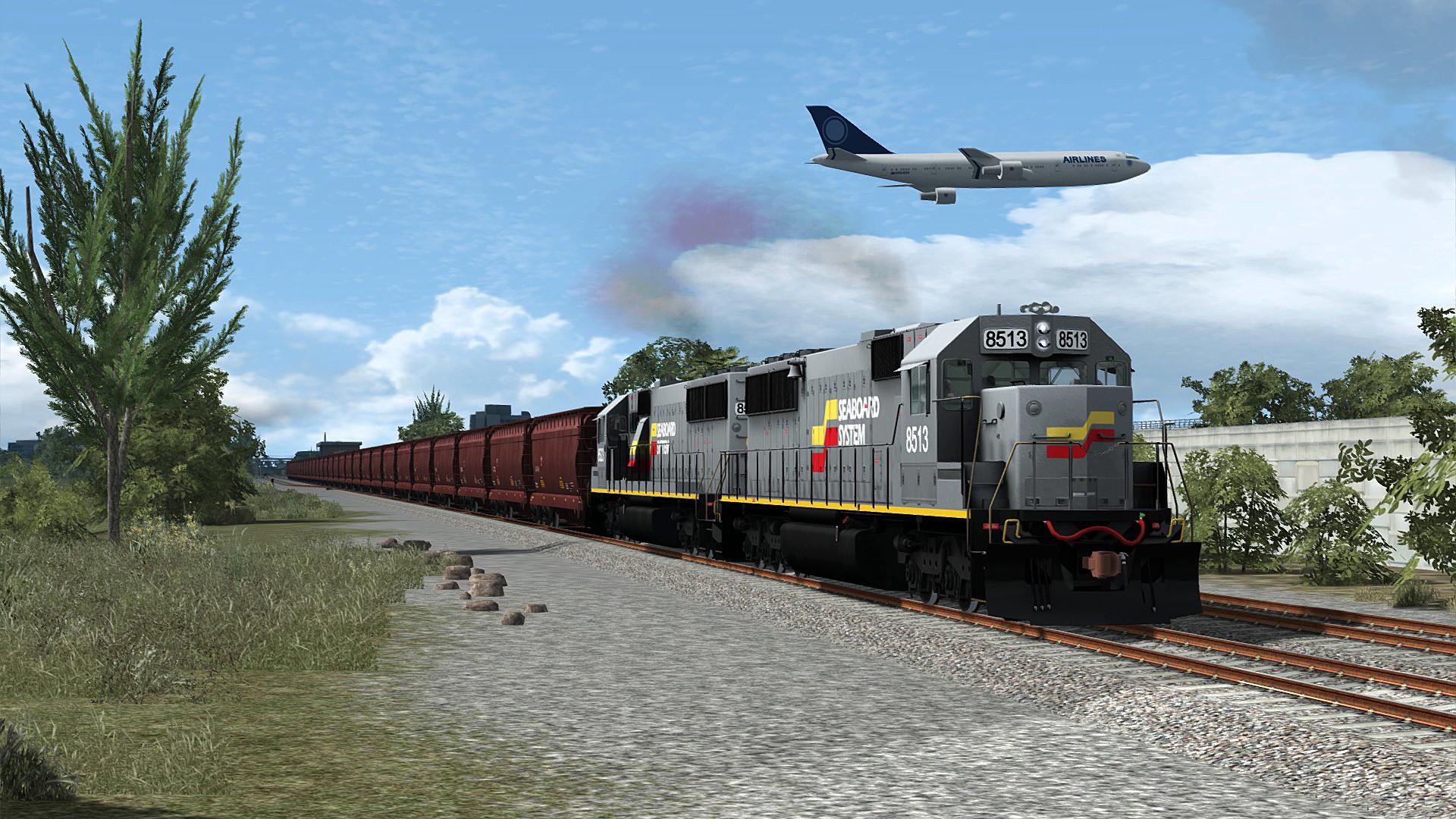 TS Marketplace: Seaboard SD50 Livery Pack screenshot