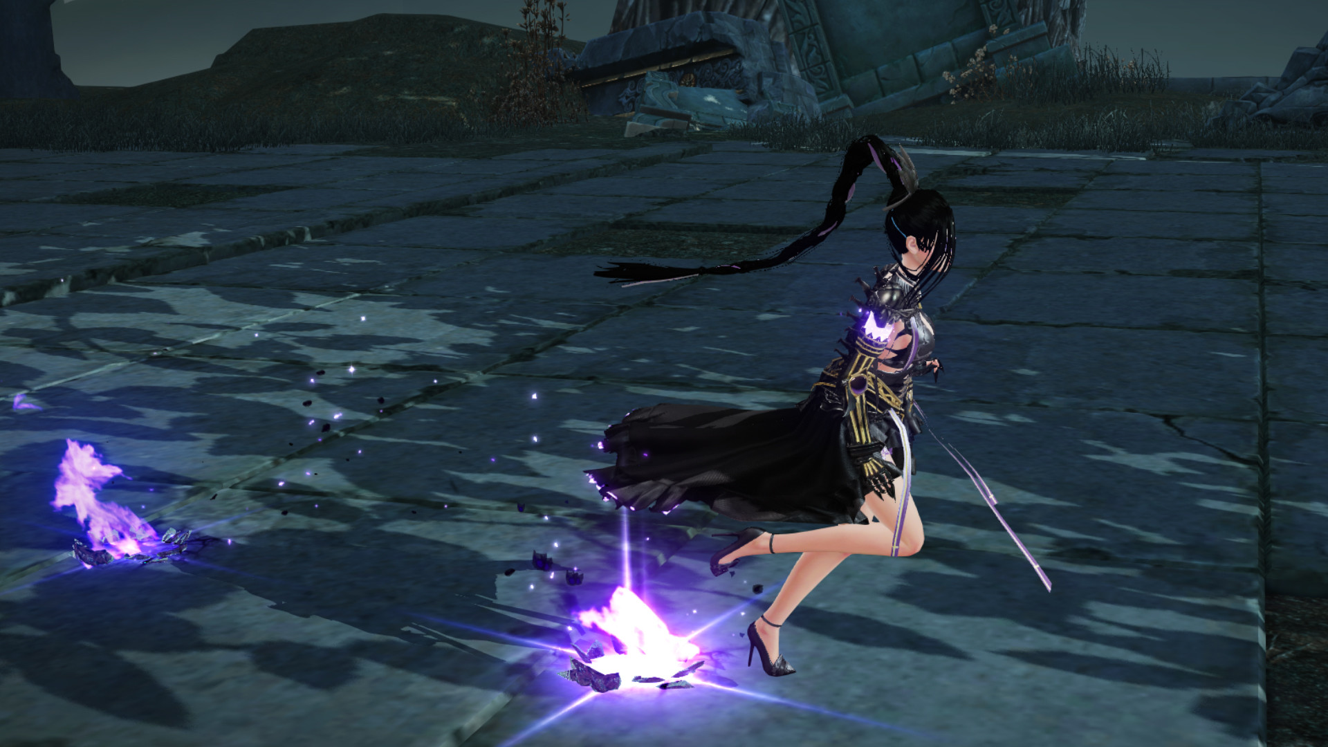 Revelation Online - Demon Hunter Pack screenshot