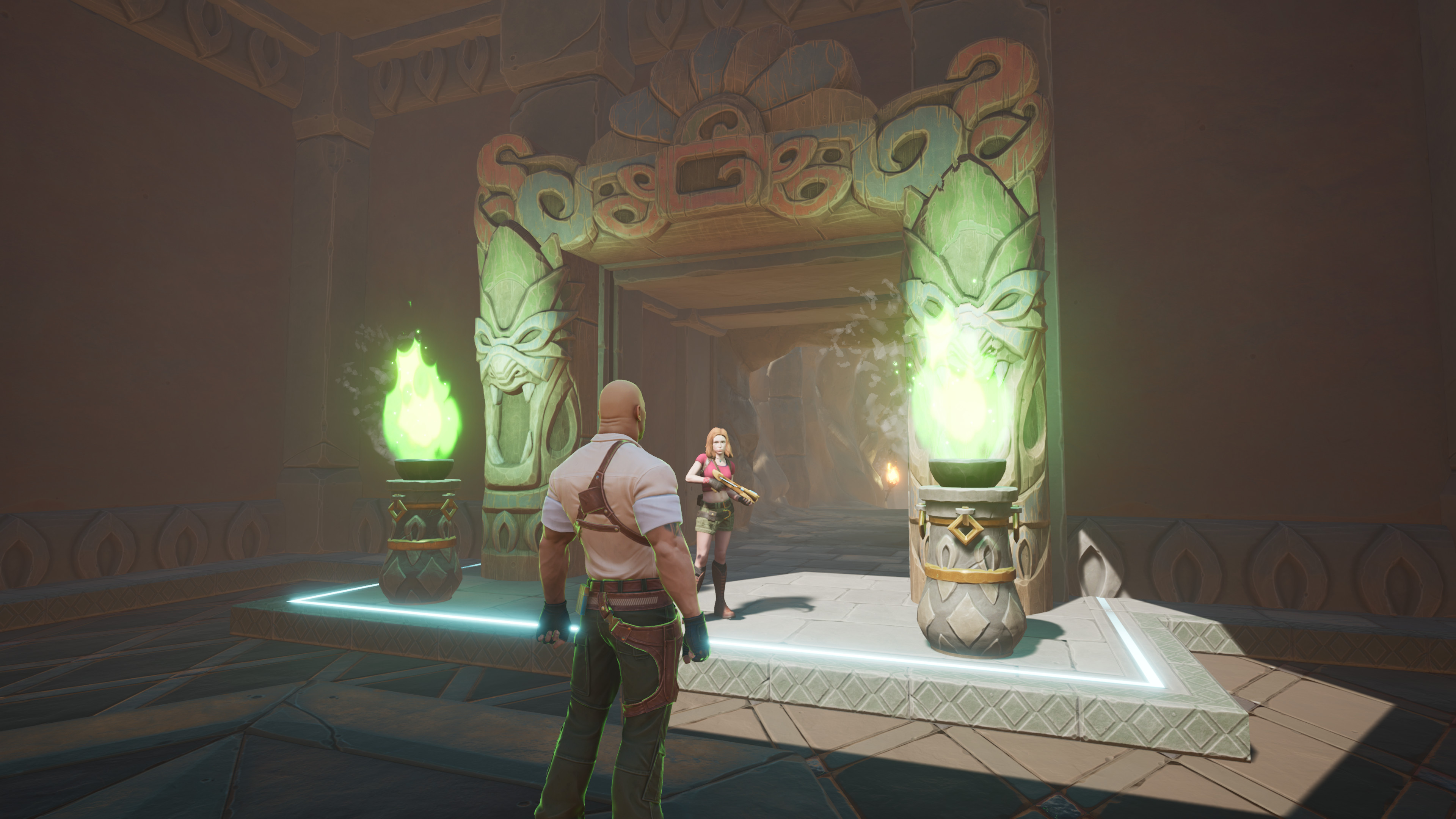 JUMANJI: The Video Game screenshot