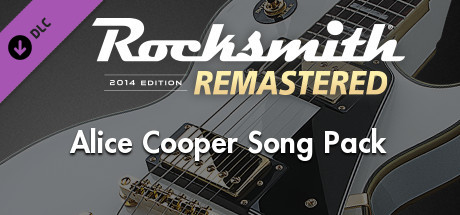Rocksmith 2014 Edition – Remastered – Alice Cooper Song Pack