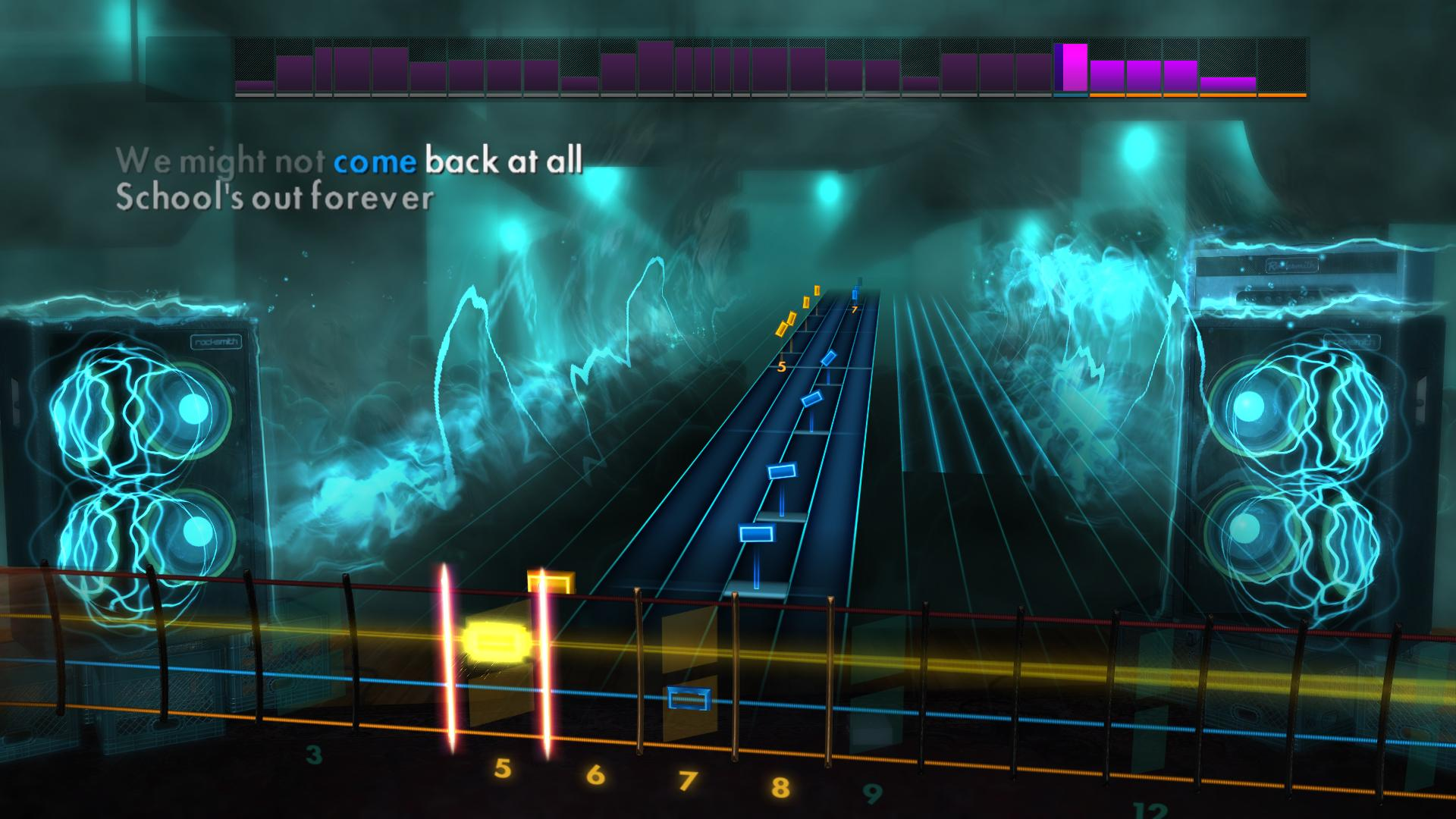 Rocksmith 2014 Edition – Remastered – Alice Cooper Song Pack screenshot