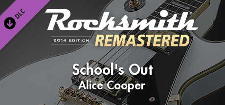 "Rocksmith 2014 Edition – Remastered – Alice Cooper - ""School's Out"""