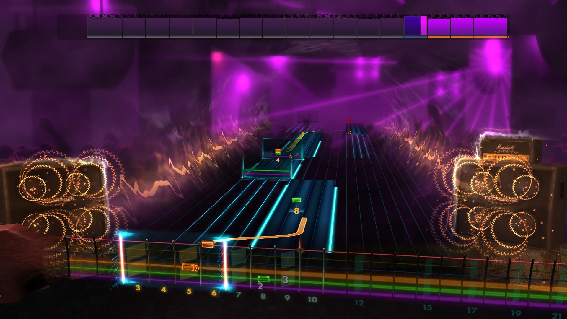 "Rocksmith 2014 Edition – Remastered – Green Day - ""When I Come Around"" screenshot"