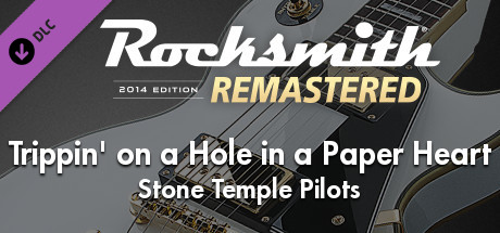 "Rocksmith 2014 Edition – Remastered – Stone Temple Pilots - ""Trippin' on a Hole in a Paper Heart"""