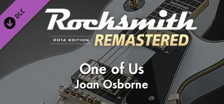 "Rocksmith 2014 Edition – Remastered – Joan Osborne - ""One of Us"""