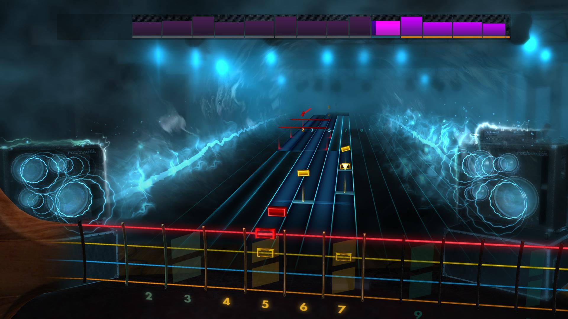 "Rocksmith 2014 Edition – Remastered – Joan Osborne - ""One of Us"" screenshot"