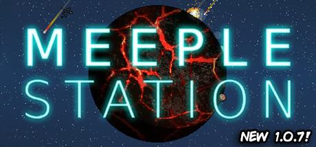 Allgamedeals.com - Meeple Station - STEAM