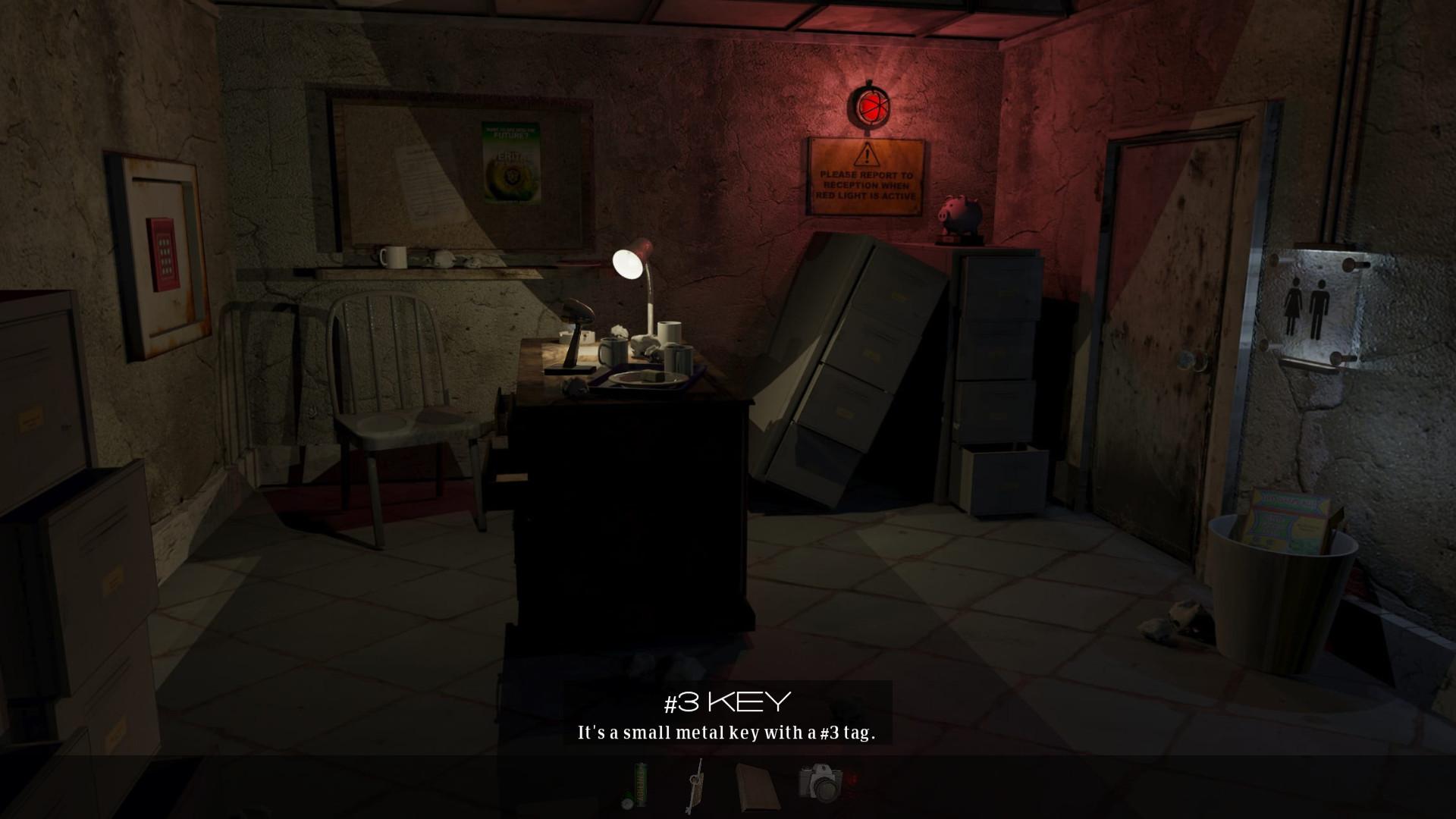 Veritas screenshot