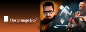 The Orange Box, Half-Life 2, Team Fortress 2, Portal