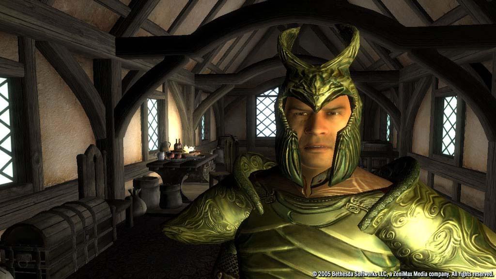 The Elder Scrolls IV: Oblivion. Золотое издание [FULL] [2006|Rus]